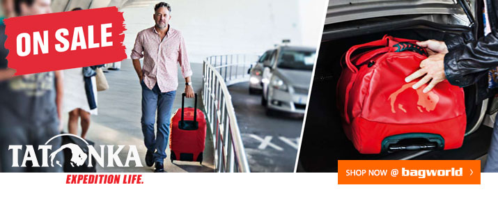 Tatonka Bags & Luggage @ Bagworld